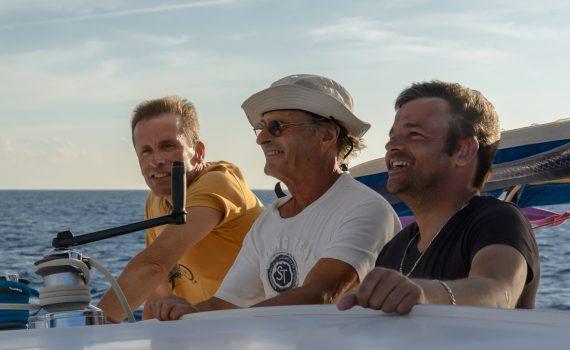 croisiere en catamaran